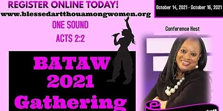 Blessed Art Thou Among Women 2021 Gathering tickets