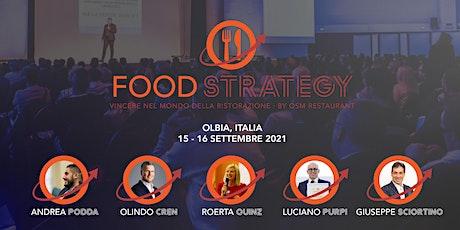 Food Strategy biglietti