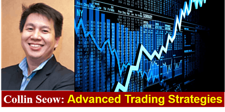 Invited Webinar (Advanced Stock Trading Strategies) by Collin Seow tickets