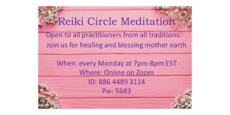Reiki Circle Meditation tickets