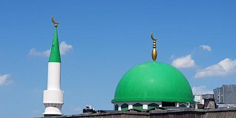 Masjid-e-Umer First Jumuah Jamaat. 1.15pm tickets