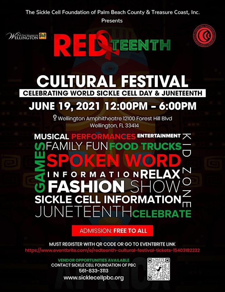 Redteenth Cultural Festival image