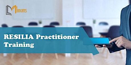RESILIA Practitioner 2 Days Training in San Luis Potosi boletos