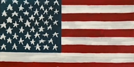 """Paint and Sip Event """"4th of July Flag"""" tickets"""