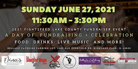 Fight2Feed Lake County  Fundraiser + BellaRu Celebration tickets