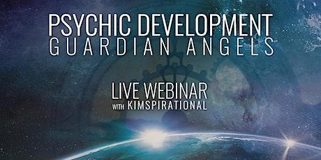 Psychic Development – Guardian Angels tickets