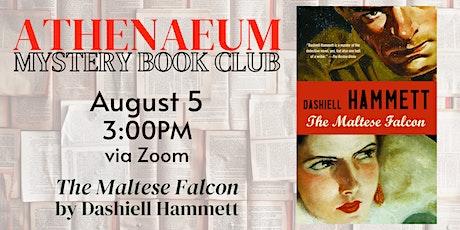 Athenaeum Mystery Book Club: The Maltese Falcon by Dashiell Hammett tickets