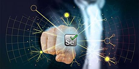Selenium Online Course tickets