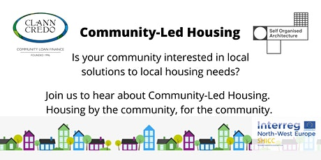 Community-Led Housing tickets