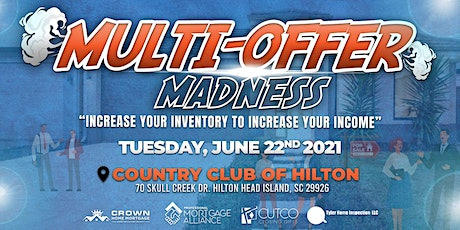 Multi-Offer Madness tickets
