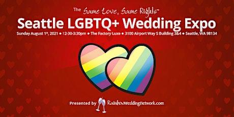 Seattle, WA 7th annual LGBTQ Wedding Expo tickets