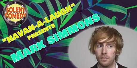 "MARK SIMMONS at ""Havan-A-Laugh"" tickets"