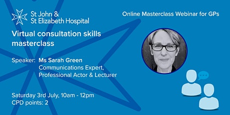 Clinicians: How to improve your remote consultations (2 CPD points!) tickets