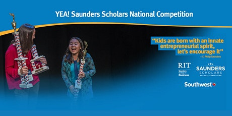 YEA! 13th Annual Saunders Scholars Competition tickets