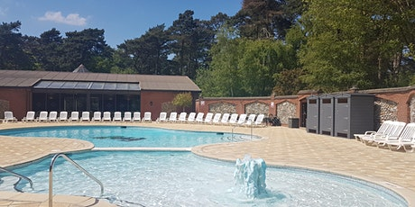 Kelling Heath Outdoor Pool  - timed entry  13.45-14.45 tickets