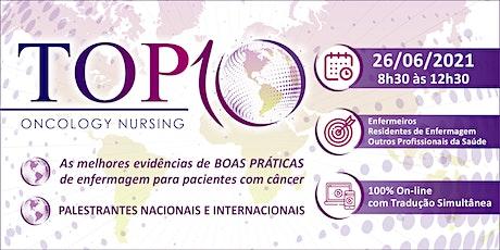 TOP 10 Oncology Nursing bilhetes