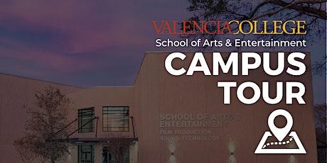 Virtual School of Arts & Entertainment Tour tickets