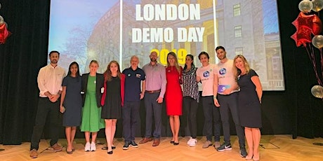 London Demo Day 2021 - UCL, King's College London and Imperial College tickets