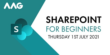 SharePoint For Beginners tickets