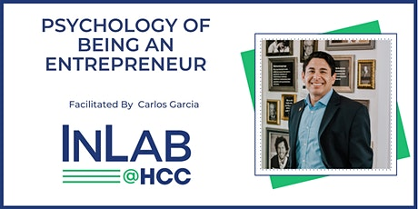 The Psychology of Being an Entrepreneur - Virtual via Zoom tickets