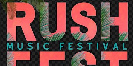 Rush Fest Music Festival tickets