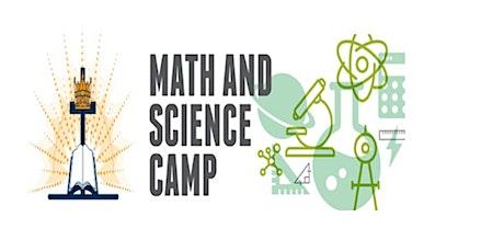 Maranatha Bible Church Math & Science Camp tickets