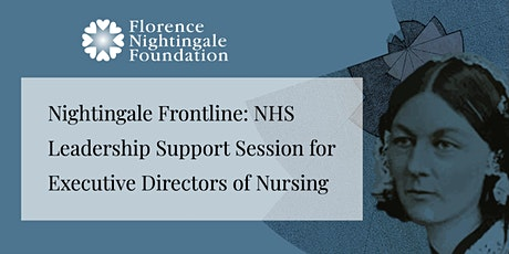 FNF  Leadership Support Session for Executive Directors of Nursing tickets