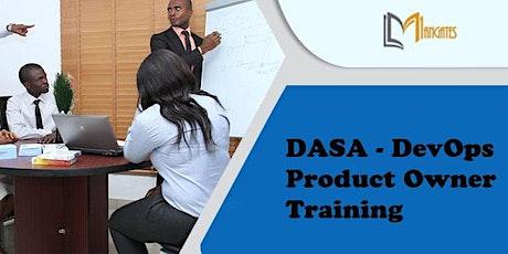 DASA – DevOps Product Owner 2 Days Training in Puebla tickets