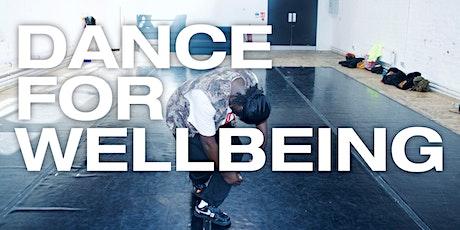 Dance For Wellbeing boletos