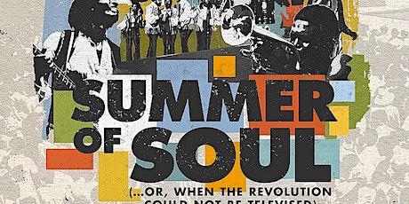 Summer of Soul  Film Screen tickets