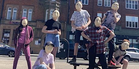 Trestle Mask Workshop tickets