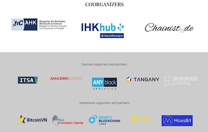 German and Vietnamese Blockchain Networking image