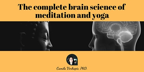 The brain science of yoga and meditation tickets