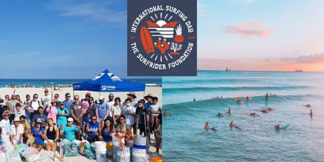 Cleanup and hang out with Surfrider Foundation on International Surfing Day tickets