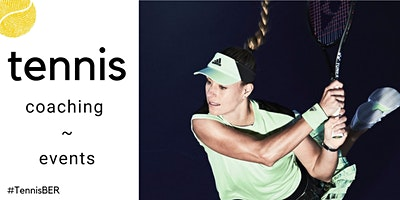 Tennis Coaching : Wednesday Evening (Intermediate/
