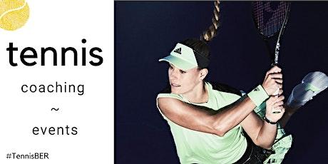 Tennis Coaching : Wednesday Evening (Intermediate/advanced) : Indoor tickets