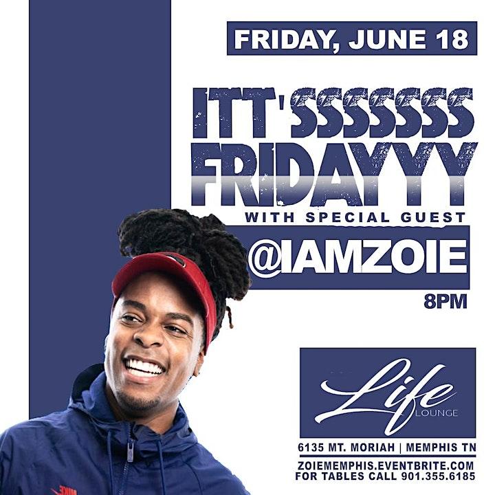 It's Fridayyyyyyyyy!!!!!  featuring GotDamnZo (@iamzoie) image