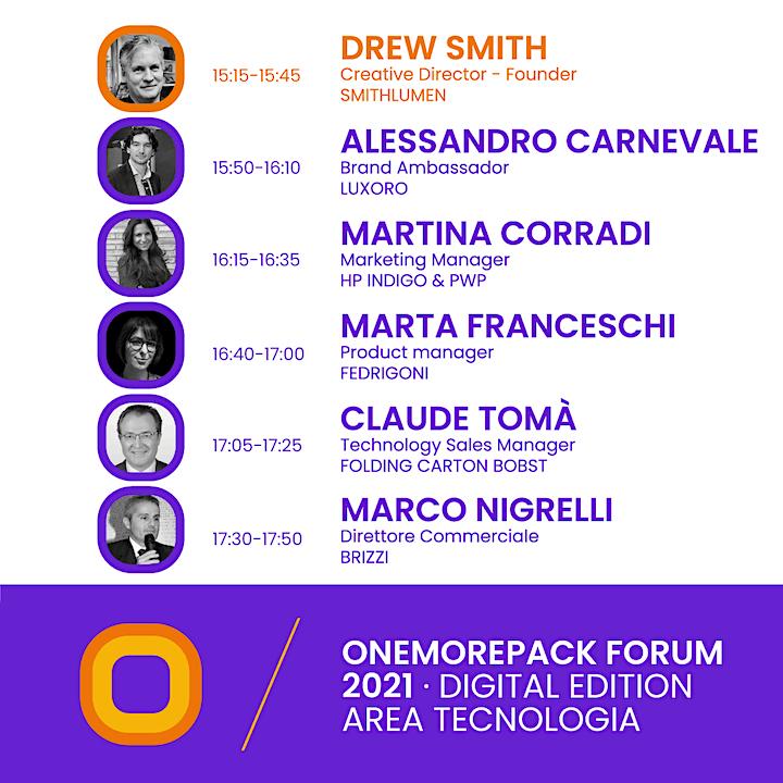Immagine OneMorePack Forum 2021