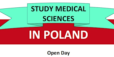 Open Day MD+VET - Medical Poland Admission Office - 26.06.2021 18:30 IST Tickets