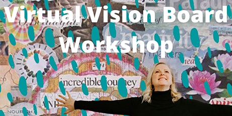 Creating a Vision board to live a 9/9 life! tickets
