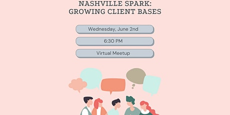 Nashville SPARK: Virtual Networking tickets