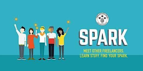 Houston Freelancers Union SPARK: Virtual Networking tickets