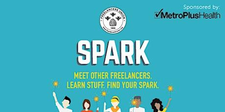 Brooklyn SPARK: Virtual Networking tickets