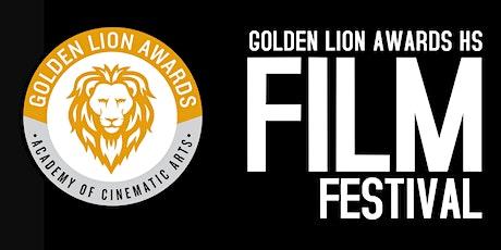 2021 Golden Lion Awards High School Film Festival tickets