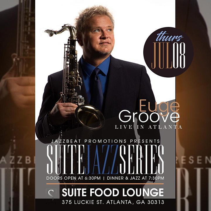 Euge Groove  Live at Suite image