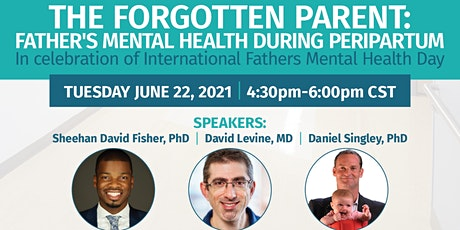 THE FORGOTTEN PARENT: FATHER'S MENTAL HEALTH DURING PERIPARTUM tickets