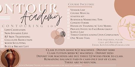 Orlando Body Contouring  Training 101 - The Kontour Academy tickets