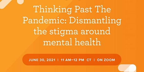 Thinking Past The Pandemic: Dismantling the stigma around mental health tickets