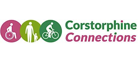 Corstorphine Connections LTN public co-design workshop 1 tickets