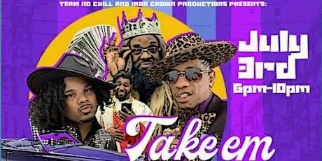 Take Em To Cherch tickets